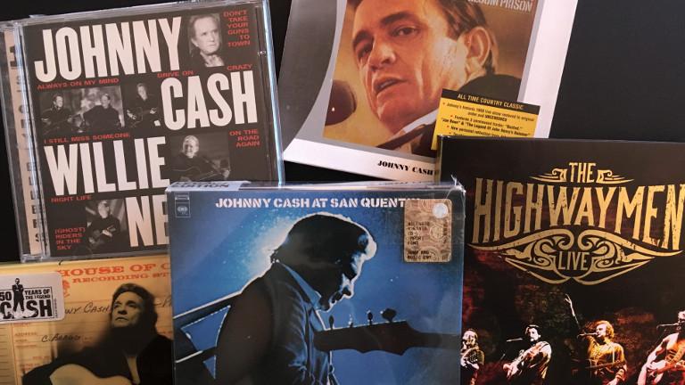 I love Johnny Cash
